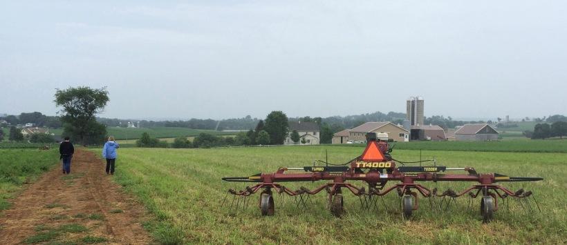 Pioneers in field 1 1326
